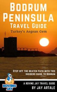 Cover of Bodrum Peninsula travel guide