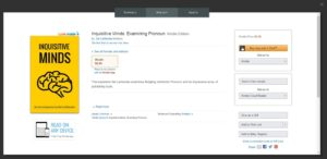 Pronoun generates a mockup of how your book will look in Amazon and Apple sales pages.