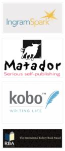 Indie Author Fringe Sponsors