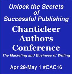 Chanticleer Authors Conference