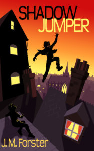Cover of Shadow Jumpers