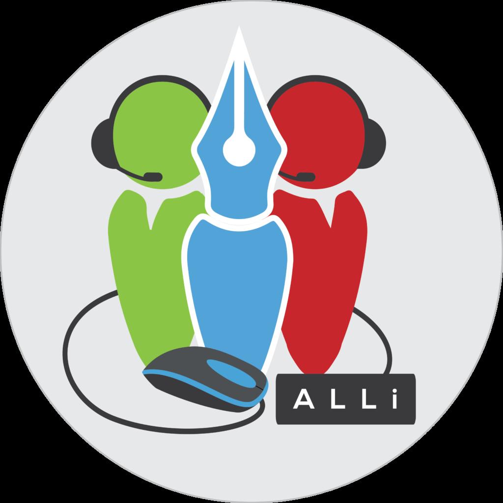 ALLi Pen Logo for Indie Author Fringe IAF