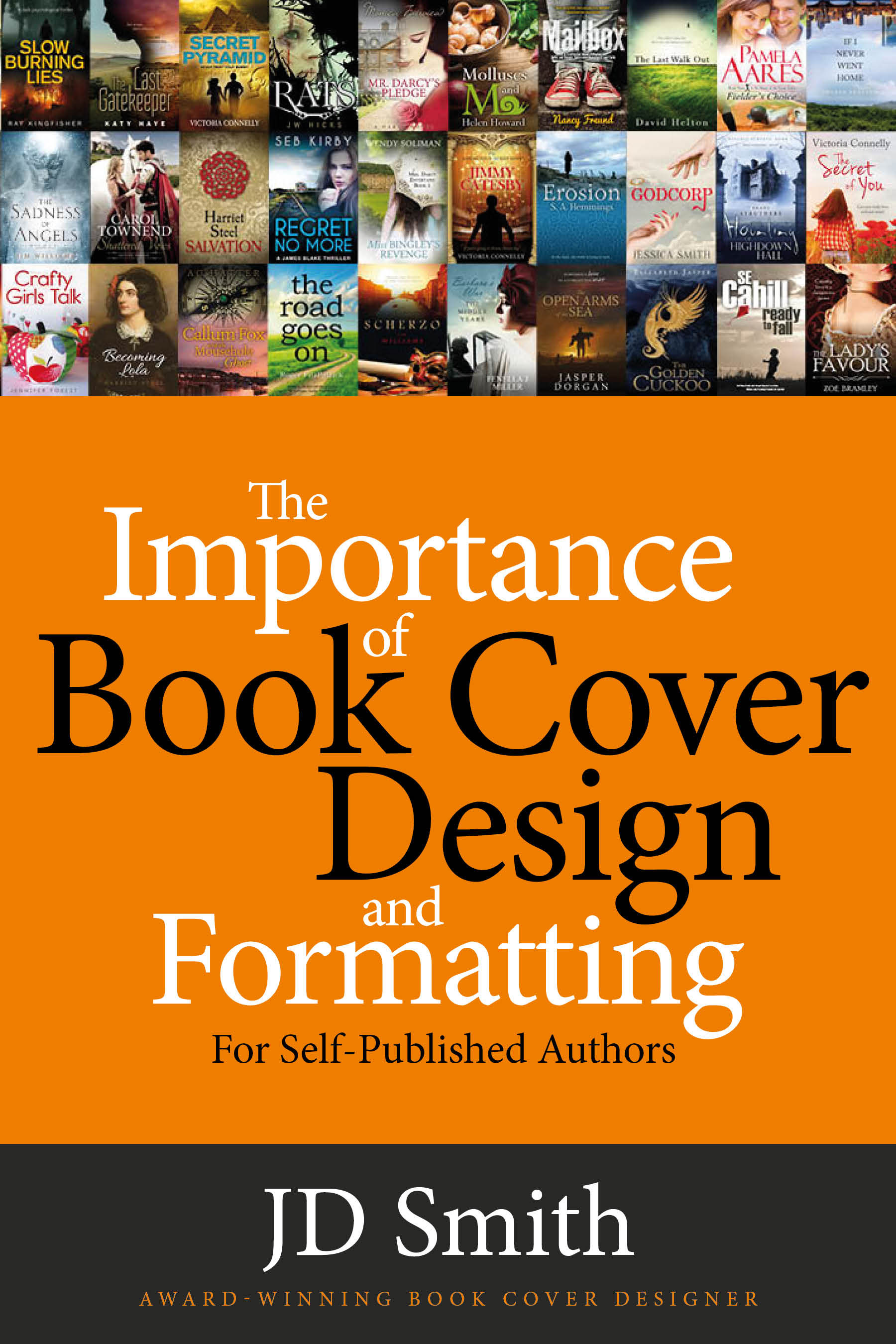 Professional Book Cover Design Uk : Jd smith alliance of independent authors self