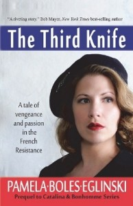 Cover of the Third Knife
