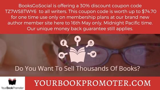 Books Go Social BEA Sponsor Giveaway