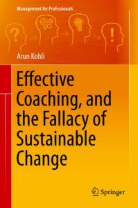 Cover of Arun Kohli's book