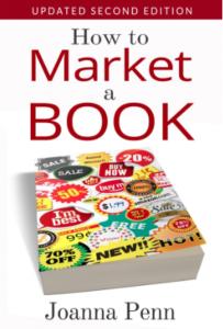 Joanna Penn How to Market a Book