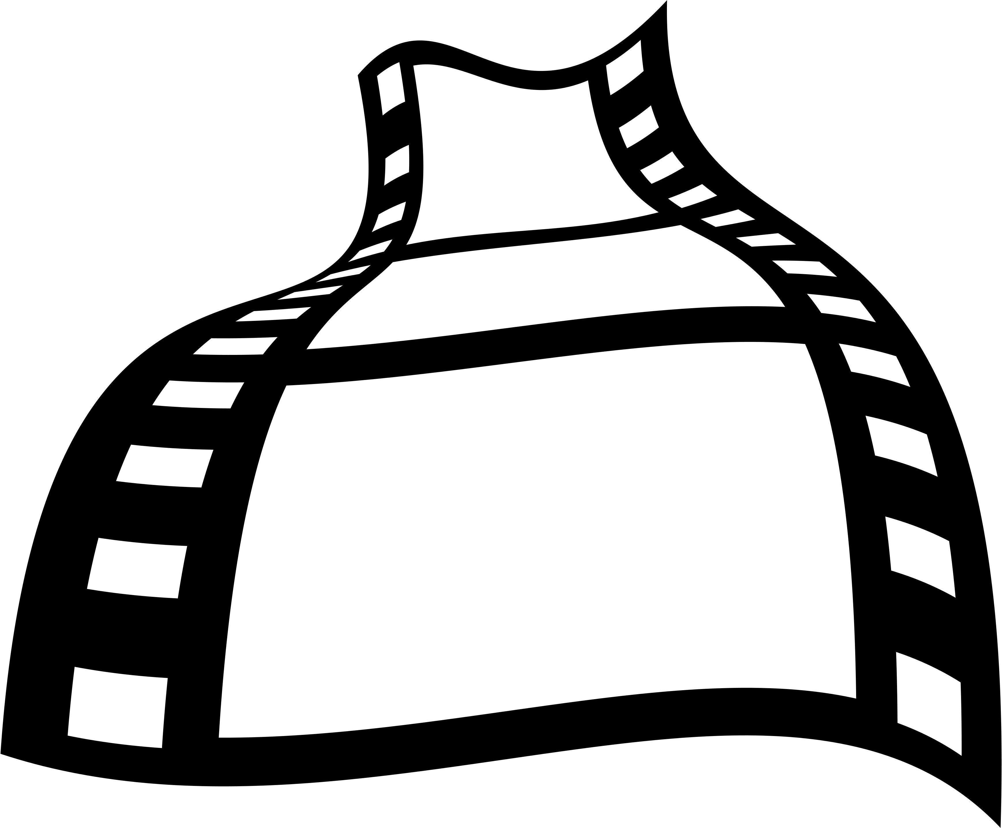 Film Strip Graphic (Photo: Morguefile)