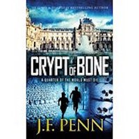 Couverture de Crypt of Bone par J F Penn