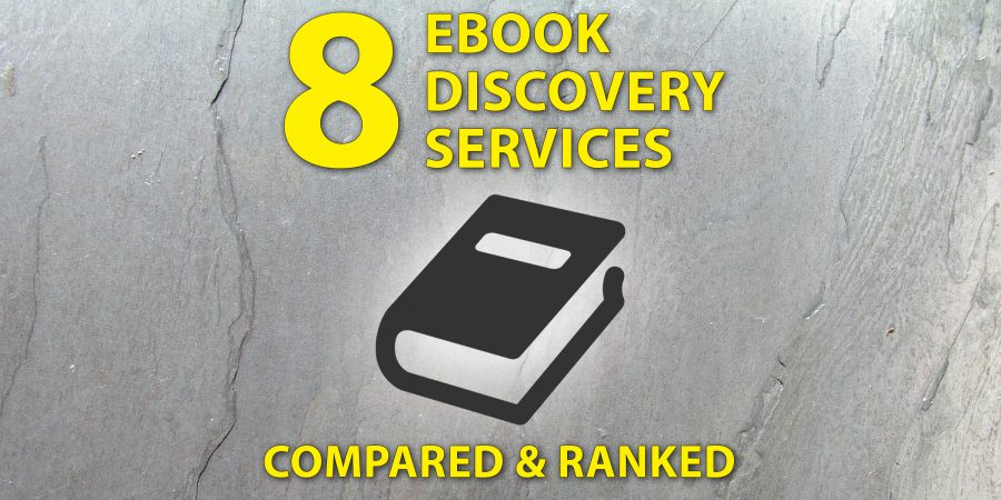8 Ebook Discovery Services Compared