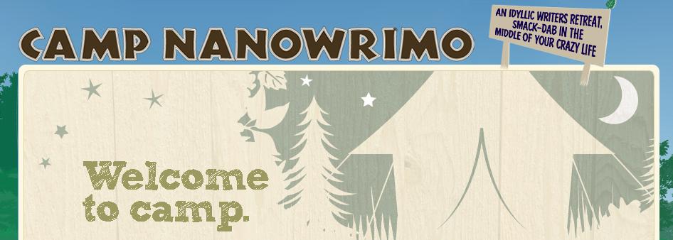 NaNoWriMo Camp image