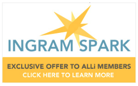 Ingram Spark Offer to ALLi Members