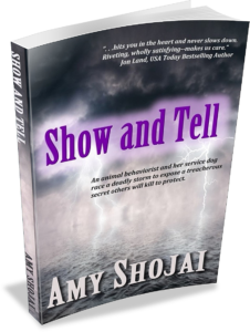 Cover of Show ad Tell
