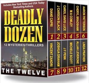 Image for the Deadly Dozen box set