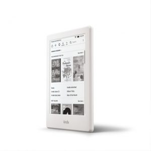 The updated Kindle white