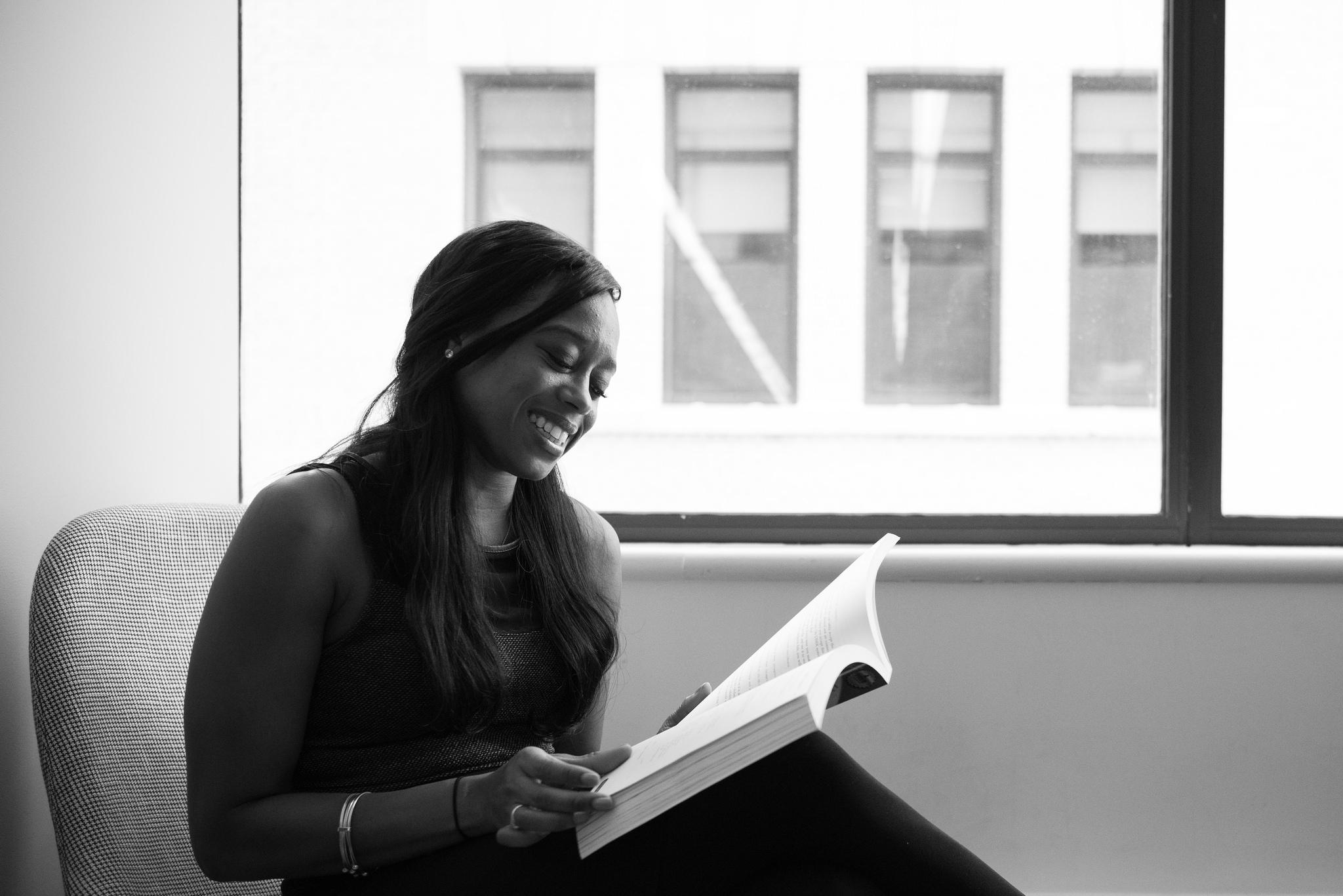 Photo Of Women Reading