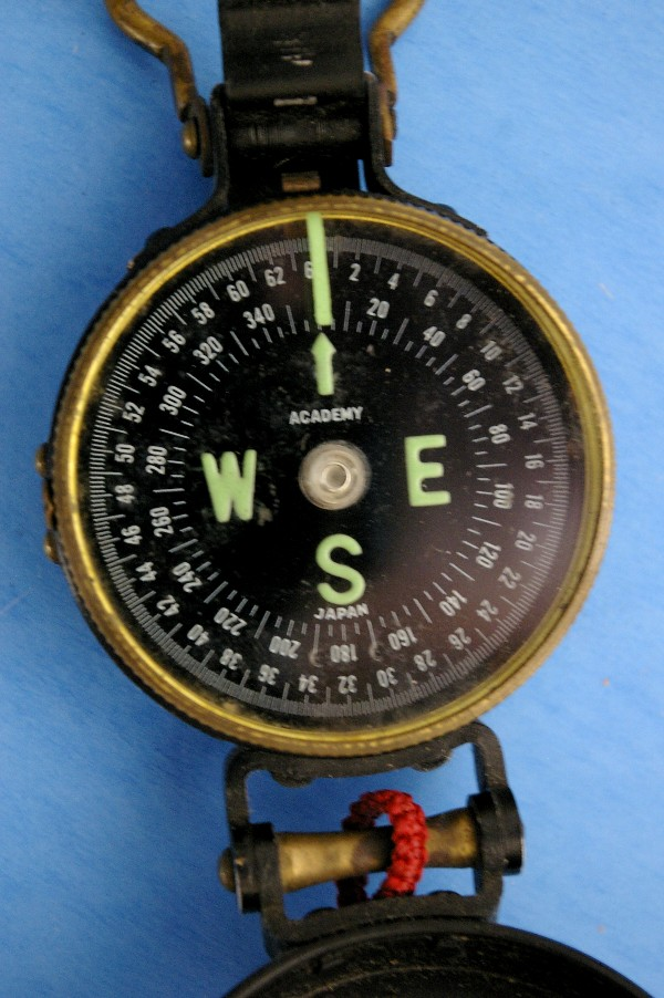 Photo Of A Compass