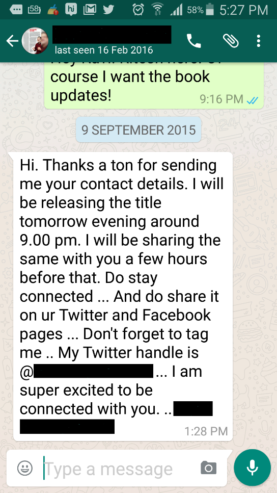 How to Use Whatsapp in India