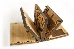 Codex Silenda - creative bookmaking at its finest limits