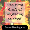 Image showing Hemingway quote cited in body copy