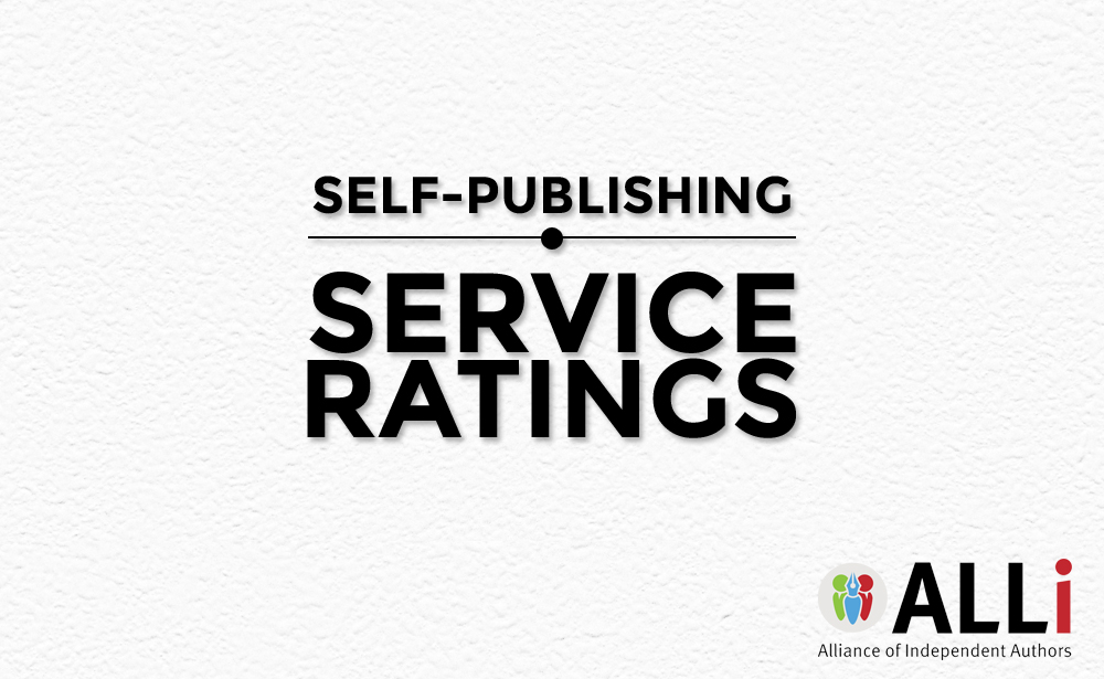 self-publishing company ratings and reviews