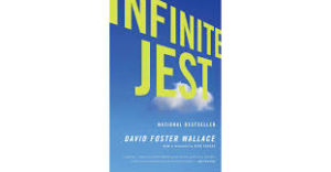 You're reading Infinite Jest! Really? Soon people might be able to catch you red-handed in your coverbrags.