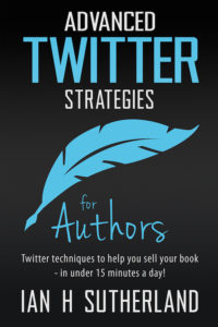 Ian's shared his Twitter expertise in this book