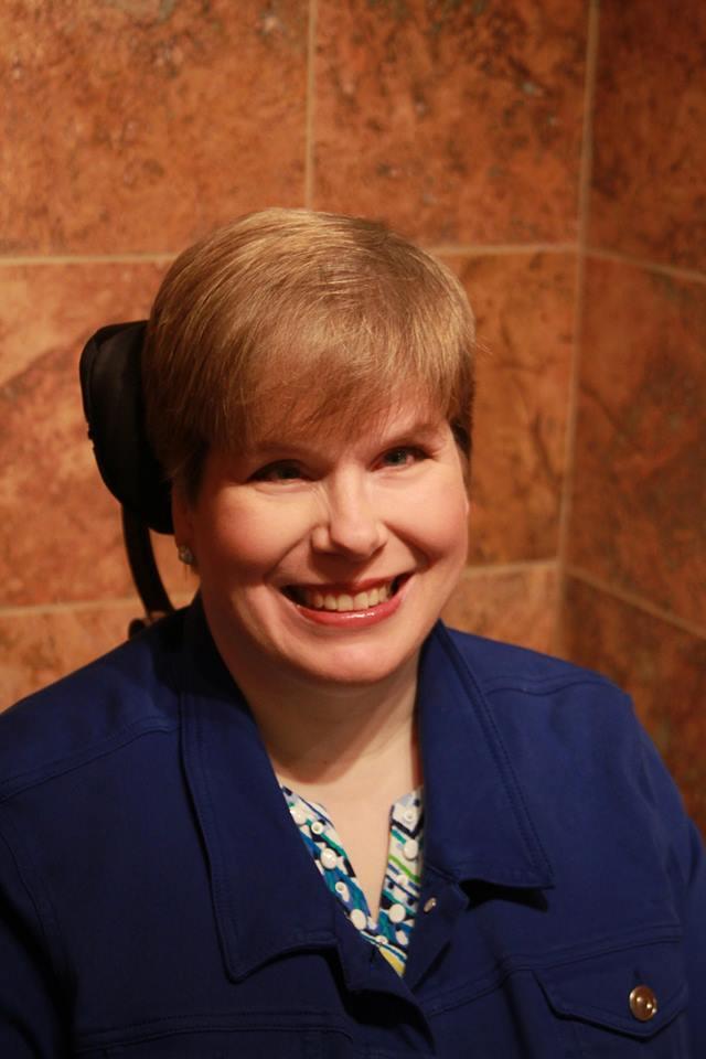 Headshot Of Mary Crawford