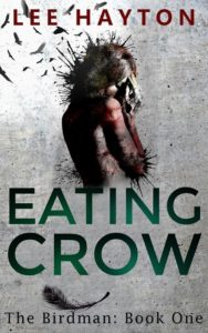 Cover of Eating Crow by Katherine Hayton