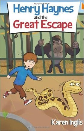 Cover OF Harry Haynes And The Great Escape