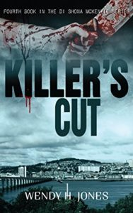 Cover of Killer's Cut by Wendy Jones
