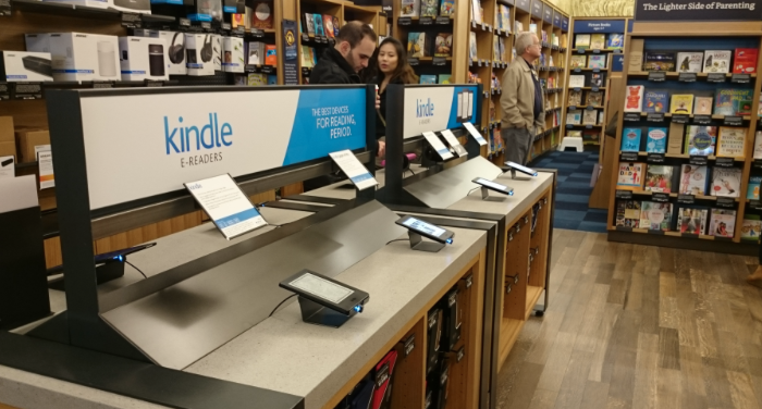 Kindle Area in the Amazon Store