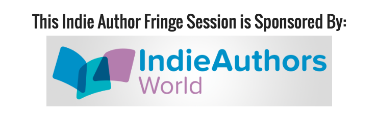 Session Sponsor Indie Authors World