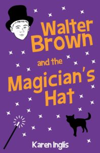 Cover of Walter Brown and the Magician's Hat