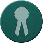 prize ribbon icon