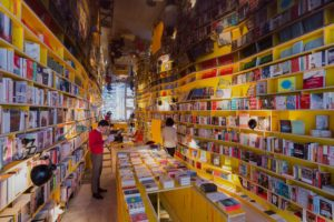 London's Libreria, one of a growing number of concept stores that provide a fascinating opportunity for indies.