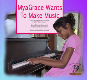 cover of MyaGrace Wants to Make Music