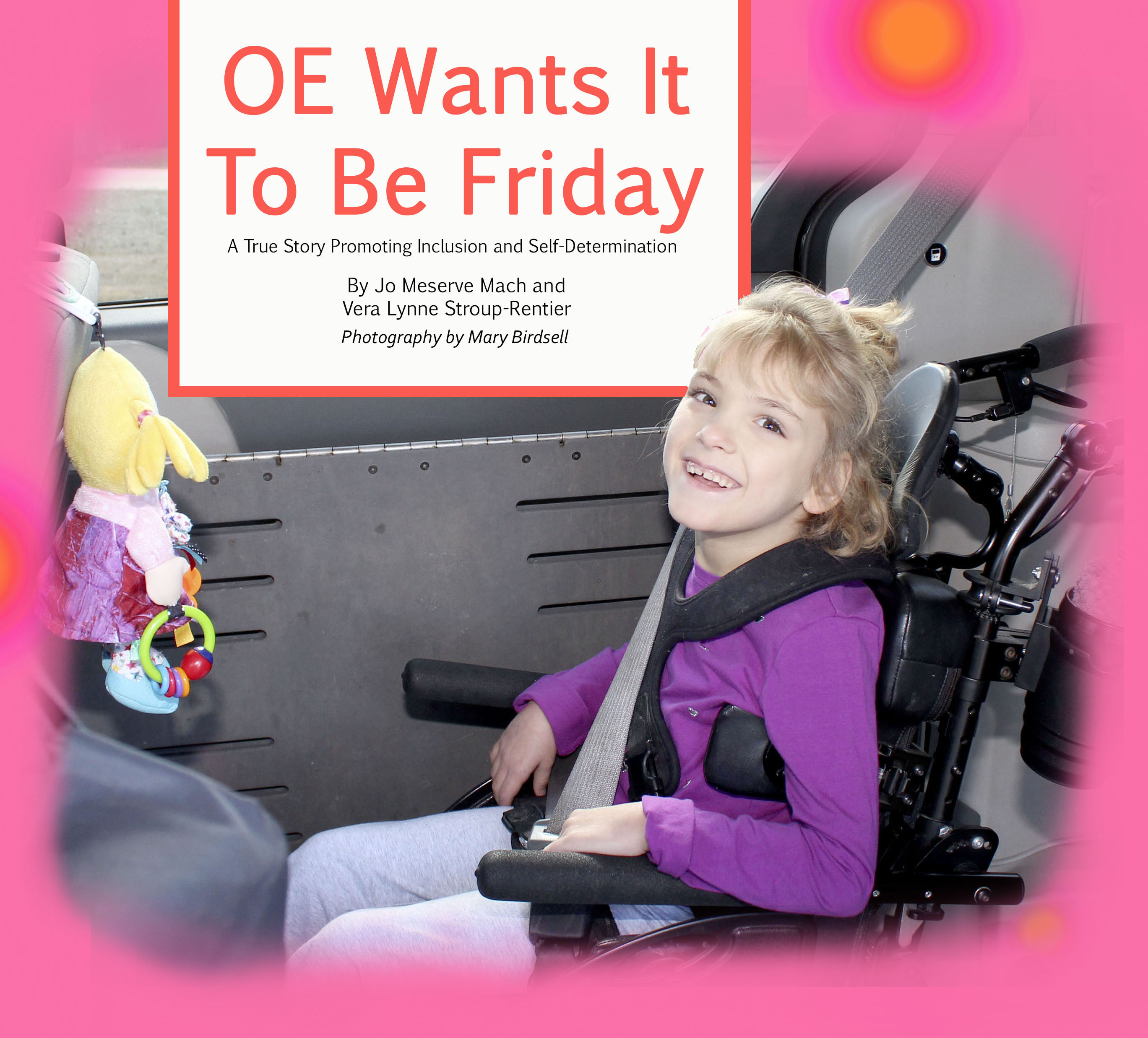 Cover Of OE Wants It To Be Friday