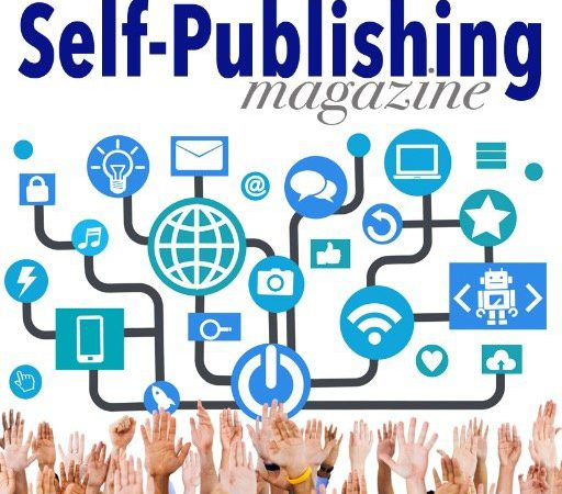 Logo For The Self-publishing Magazine