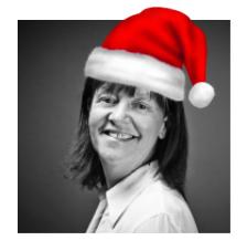 Orna Ross Headshot Christmas