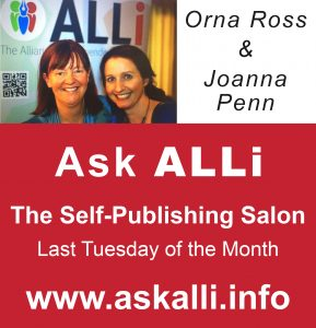 Ask ALLi Self-Publishing Salon