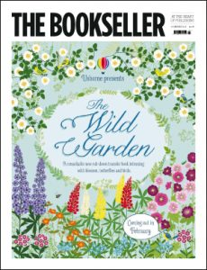 cover of Jan 13 issue of The Bookseller