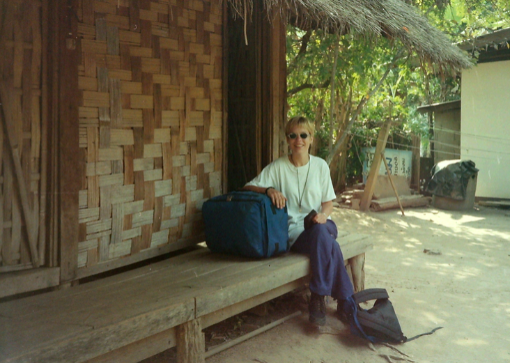 Backpacking around SE Asia in Northern Thailand