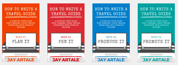 How to write a travel guide