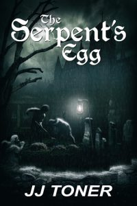Cover of The Serpent's Egg by J J Toner