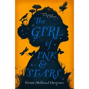 Kiran Millwood Hargrave's The Girl of Ink and Stars, longlisted for the first Jhalak Prize.