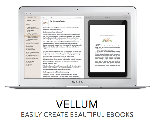 Production: How To Format Illustrated Ebooks With Vellum