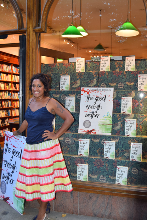 Opinion: Getting Into Bookstores: Why I Did It My Way Anoushka Beazley