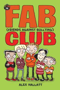 Alex Hallatt Fab Club Cover