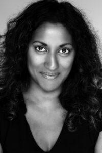 Headshot of Anoushka Beazley